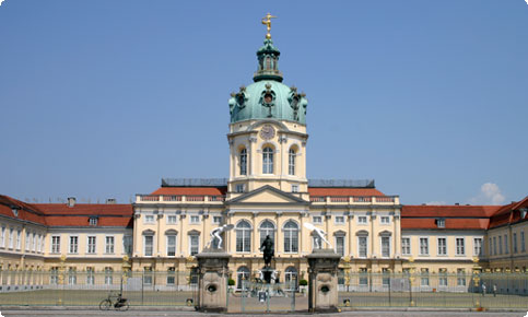 castillo-Charlottenburg-berlin