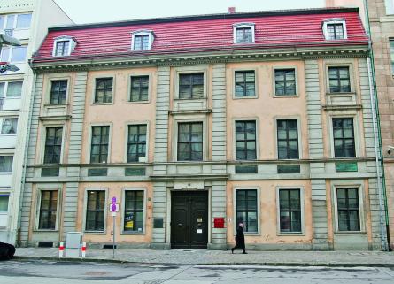 NICOLAI HAUS BERLIN