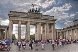 TURISTAS EN BERLIN
