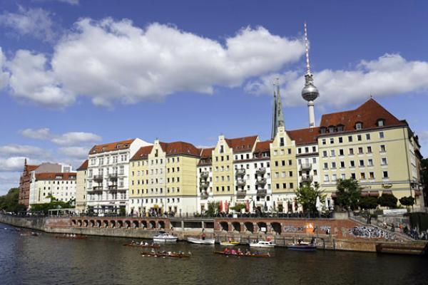 vuelos panorámicos en berlín