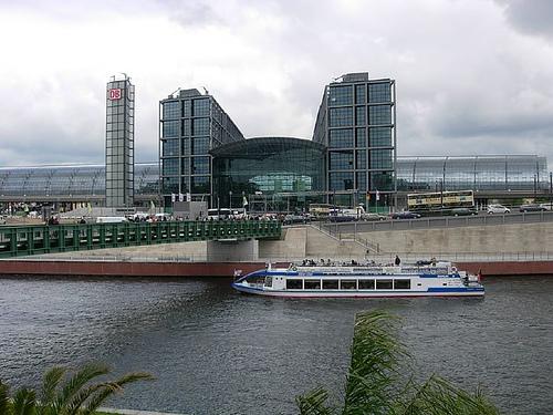 ESTACION CENTRAL DE BERLÍN