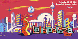 Lollapalooza Berlín 2015
