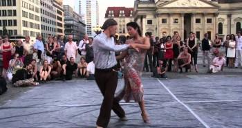 Berlín volcado por el tango