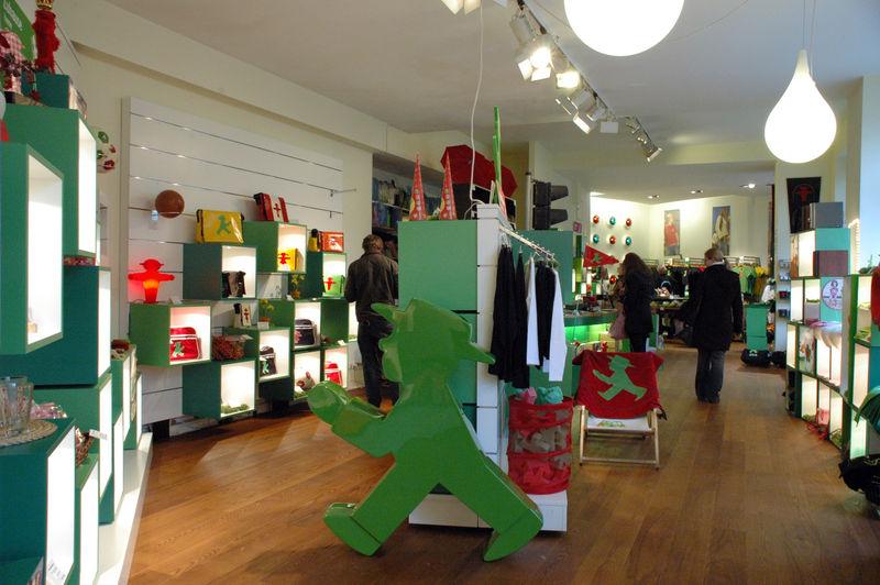 Ampelmann Shop en Berlín
