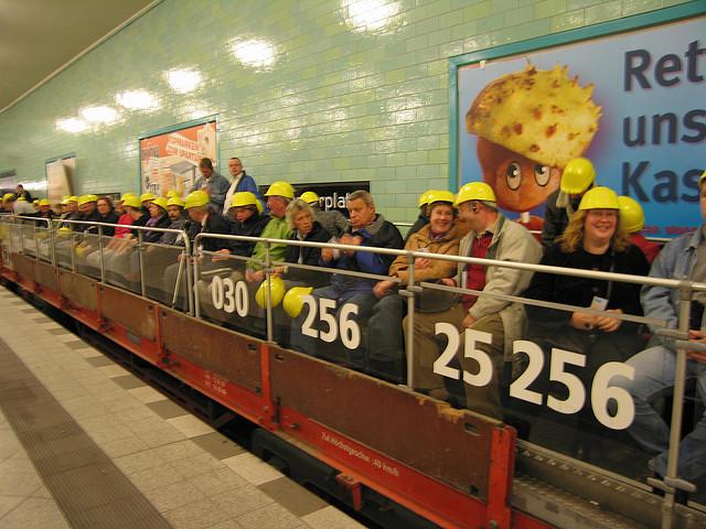 Metro Cabrio, una atracción turística de Berín