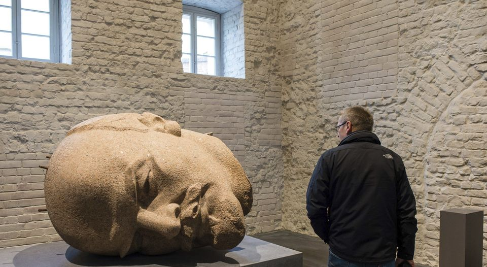 La cabeza de Lenin vuelve a Berlín
